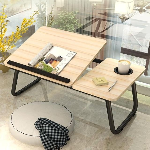 【AOTTO】多功能可升降折疊桌 懶人桌