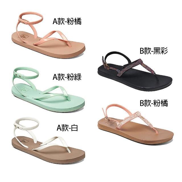【REEF】涼鞋 羅馬平底涼鞋 女鞋 共5款