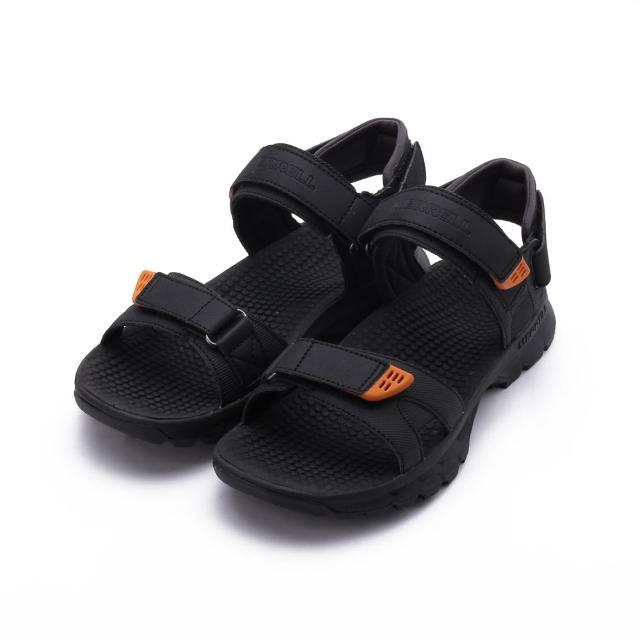 【MERRELL】CEDRUS CONVERT 3 運動涼鞋 黑/橘 男鞋 ML036173