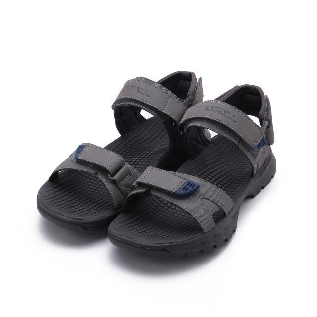 【MERRELL】CEDRUS CONVERT 3 運動涼鞋 灰/深藍 男鞋 ML036179