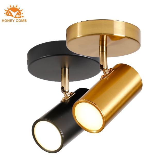 【Honey Comb】複刻版LED 5W單吸頂玄關燈(KC2162-1 KC2180-1)