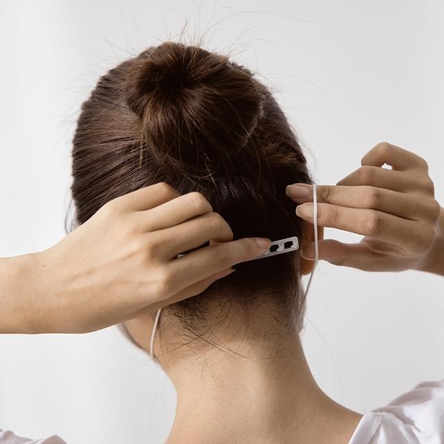 【PCARE】口罩減壓掛勾30入(口罩延長帶/減緩耳朵勒緊/極。輕。薄)