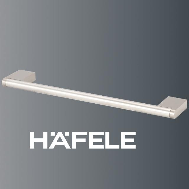 【Hafele 德國海福樂】家具把手方形 長180mm(泰國DIY包裝套組)