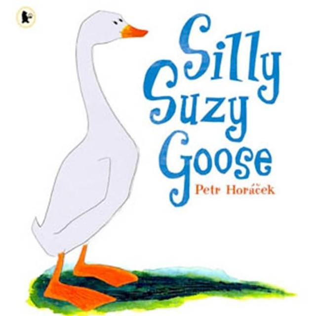 【Song Baby】Silly Suzy Goose 呆呆鵝-蘇西(平裝繪本)