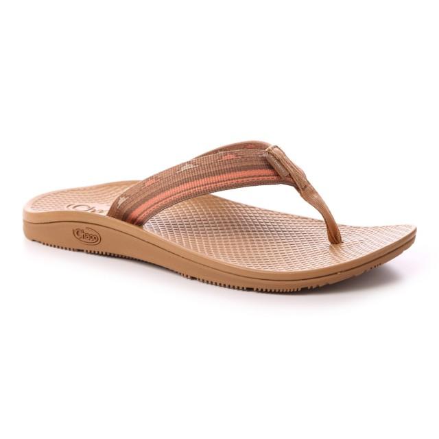 【CHACO】女 CLASSIC FLIP夾腳拖鞋CH-CFW01HH03(納曲柔黃)