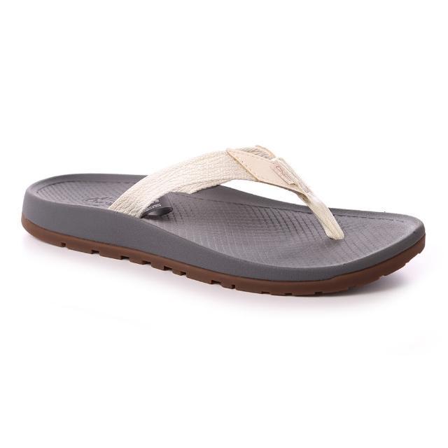 【CHACO】女 CLASSIC FLIP夾腳拖鞋CH-LFW01HH15(素淡彩)