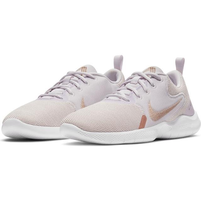 【NIKE 耐吉】慢跑鞋 女鞋 運動鞋 WMNS FLEX EXPERIENCE RN 10 粉 CI9964-600