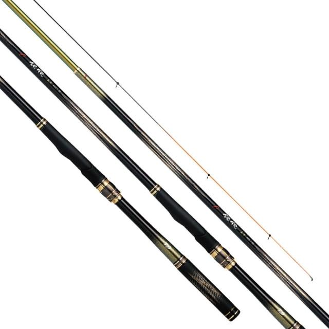【Daiwa】銀狼王牙 AK 1-50SMT·R 磯竿(D61)