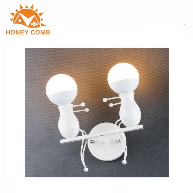 【Honey Comb】童趣蹺蹺板2燈壁燈(BL-32004)