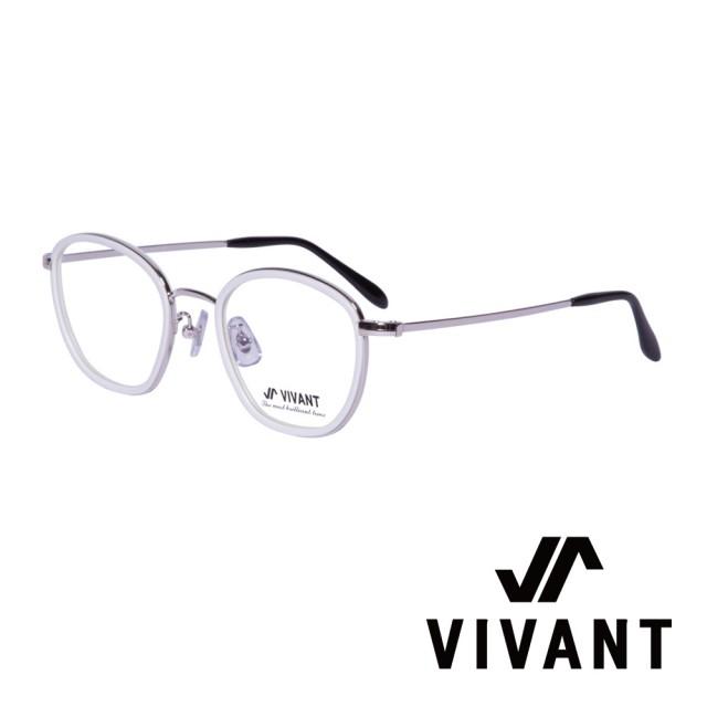 【VIVANT】韓國 個性圓框 文青光學眼鏡(.白 neige C4)
