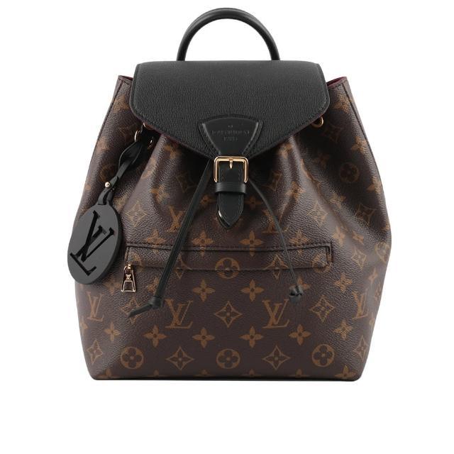 【Louis Vuitton 路易威登】Monogram MONTSOURIS PM 後背包(M45515)