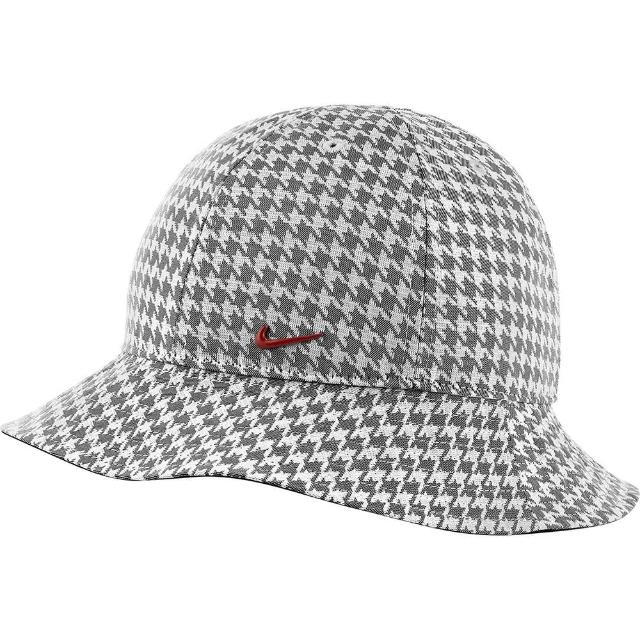 【NIKE 耐吉】帽子 漁夫帽 遮陽帽 W NSW BUCKET ICN CLSH 黑白 DJ5840-010