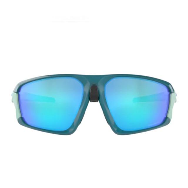 【Oakley】Field Jacket 藍色漸層鏡片運動太陽眼鏡(9402-0364)
