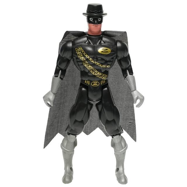 【TDL】蒙面俠蘇洛公仔模型玩具關節可動 560087