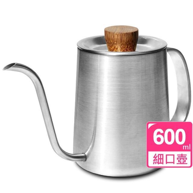 【Driver】Superior細口手沖壺600ml(原色)