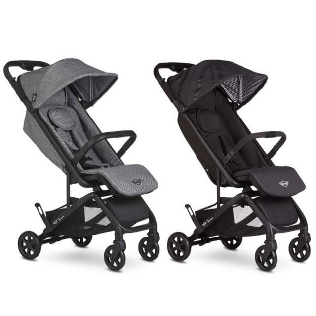【Easywalker】Mini GO 嬰兒手推車(兩款可選)