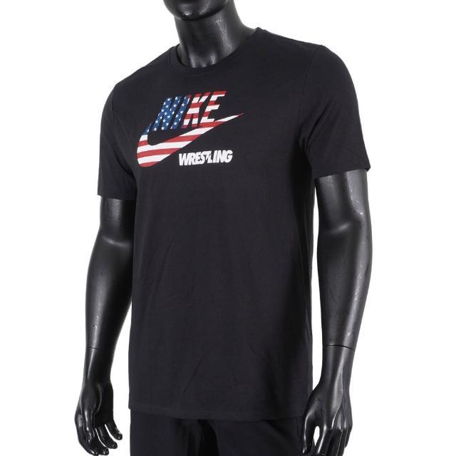 【NIKE 耐吉】Nike Training Tee 男 短袖 T恤 運動 訓練 休閒 舒適 排汗 黑(561416010WRUS)