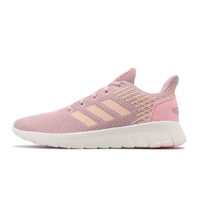 【adidas 愛迪達】adidas 慢跑鞋 Asweerun 運動休閒 女鞋 EG3185