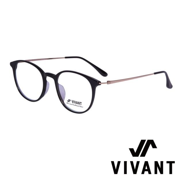 【VIVANT】韓國 韓式都會 威靈頓框 光學眼鏡(.黑 couronne C1)