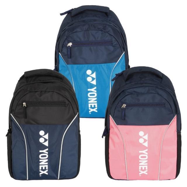 【YONEX】Yonex Backpack 後背包 羽球 網球 雙肩背帶 運動 休閒 上課 輕量 方便(BAG31011TR019)