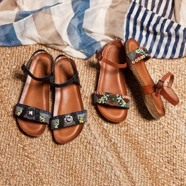 【FAIR LADY】平底涼鞋/楔型涼鞋/厚底涼鞋(共5款)