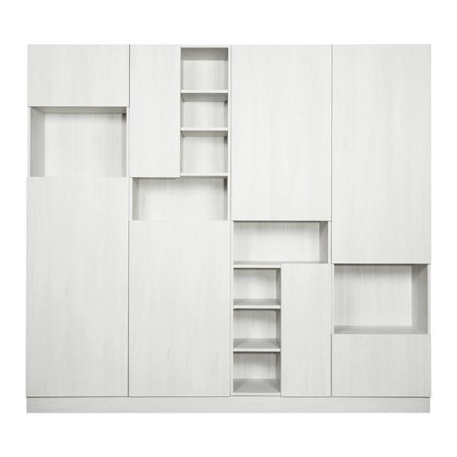 【Arkhouse】伯利恆系列-餐廳造型組合四高櫃B款W240*H218*D40