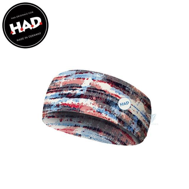 【德國 HAD】HA651 抗UV舒適頭帶Coolmax - 火花(吸濕排汗頭帶/抗UV/Coolmax)