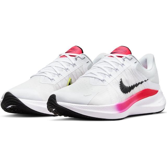 【NIKE 耐吉】ZOOM WINFLO 8 慢跑鞋 男鞋 運動鞋 緩震 白(CW3419100)