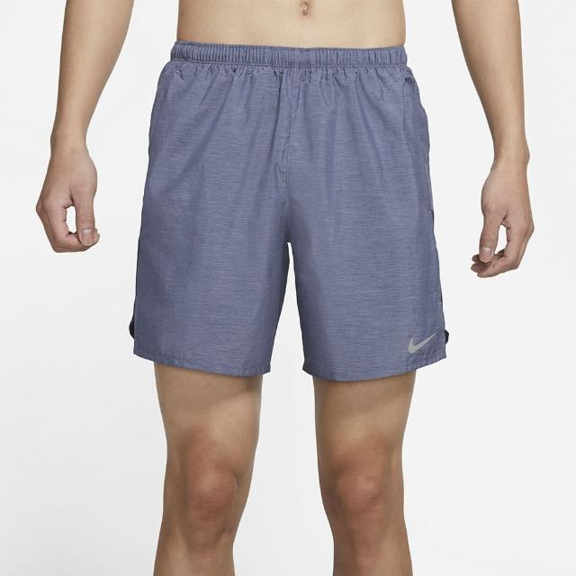 【NIKE 耐吉】短褲 男款 運動 慢跑 訓練 AS M NK DF CHALLENGER SHORT 7 藍紫 CZ9069-451