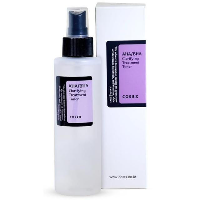 【COSRX】AHA/BHA 潔淨修護噴霧化妝水 150 ML(水楊酸果酸控油調理噴霧化妝水 150 ML)