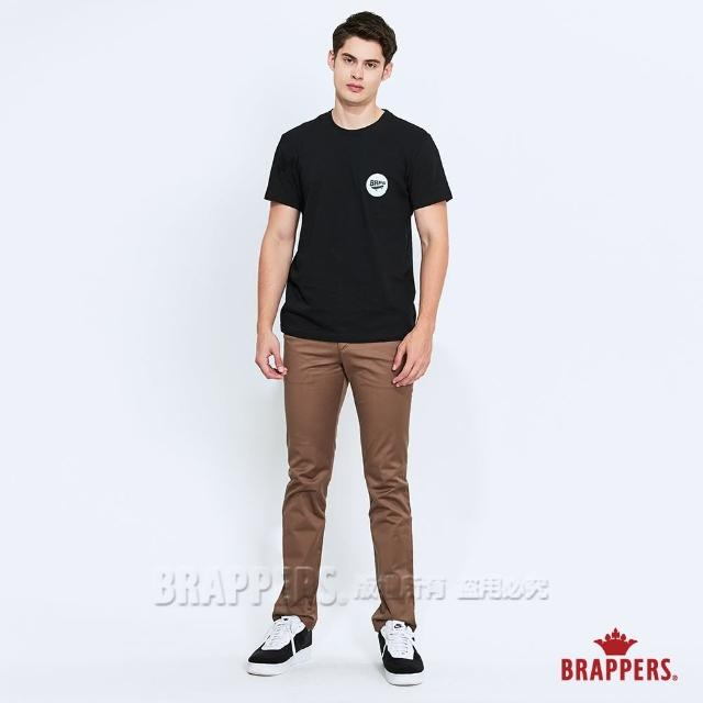 【BRAPPERS】男款 HC Cargo系列-彈性直筒褲(綠)