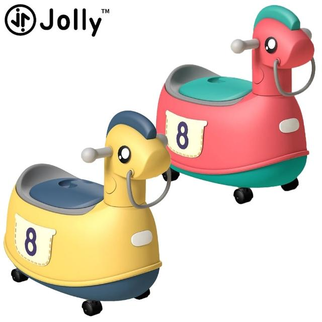 【Mombella & Apramo】英國《Jolly》復古小馬坐便器(JOLLY摩托車便坐學習便器練習便盆學習馬桶機車嚕嚕車)