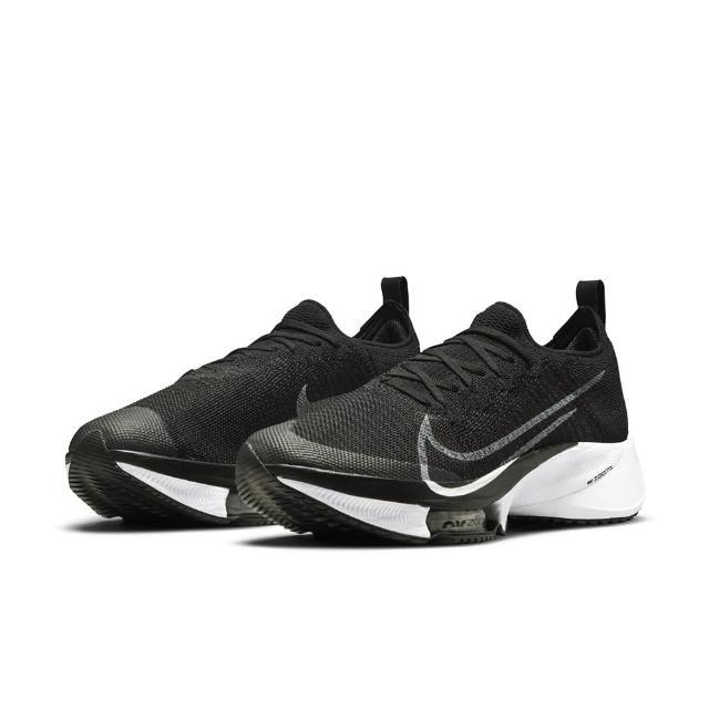 【NIKE 耐吉】慢跑鞋 男鞋 運動鞋 緩震 訓練 男鞋 AIR ZOOM TEMPO NEXT% FK 黑 CI9923-005