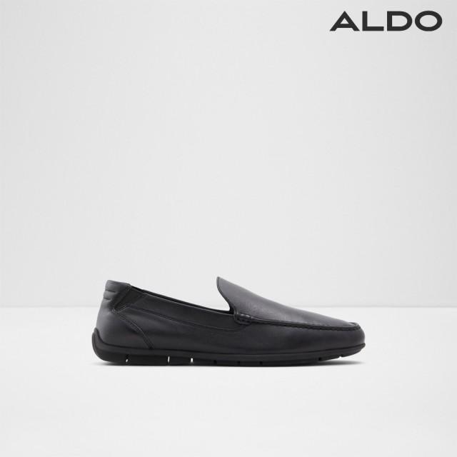 【ALDO】FLEX質感真皮休閒鞋-男