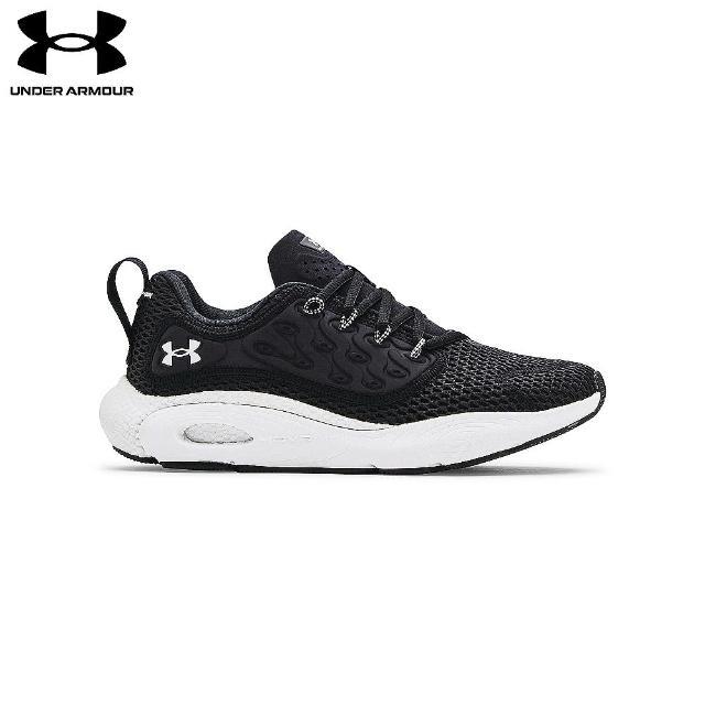【UNDER ARMOUR】UA 女 HOVR Revenant休閒慢跑鞋_3024372-003(黑)