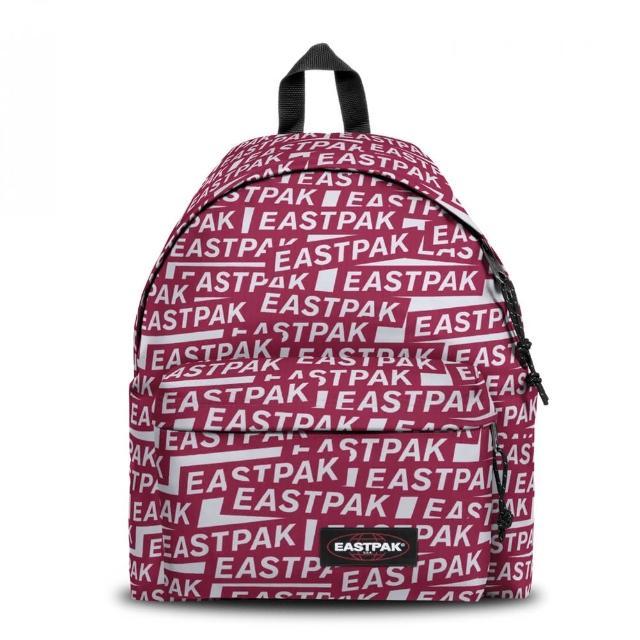 【EASTPAK】Padded PakR系列 後背包(街頭紅)
