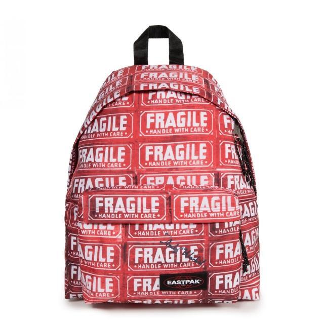 【EASTPAK】聯名款 Padded PakR系列 後背包(Andy Warhol Fragile)