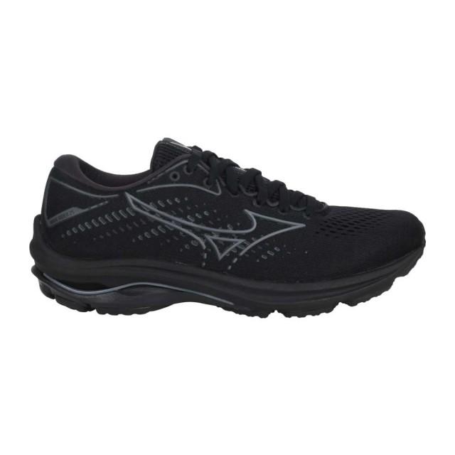 【MIZUNO 美津濃】慢跑鞋 女鞋 緩衝 高足弓 WAVE RIDER 25 J1GD210335