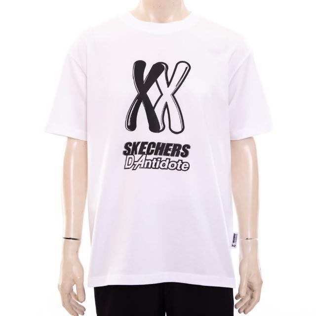 【SKECHERS】男短袖衣 D-ANTIDOTES聯名款(L221M186-01A4)