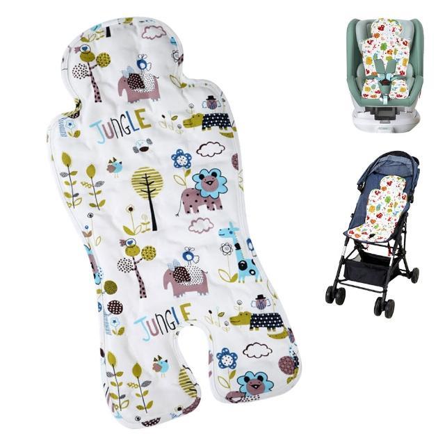 【JoyNa】果凍涼墊 嬰兒推車坐墊 凝膠涼感椅墊(安全座椅.餐椅.推車適用)