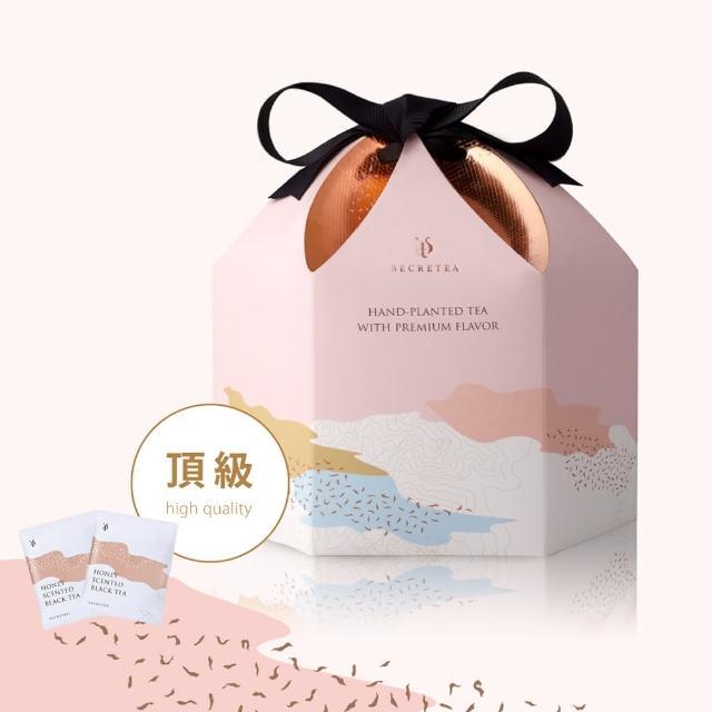 【小葉覓蜜】花蓮舞鶴頂級蜜香紅茶茶包30入(花香蜜甜)