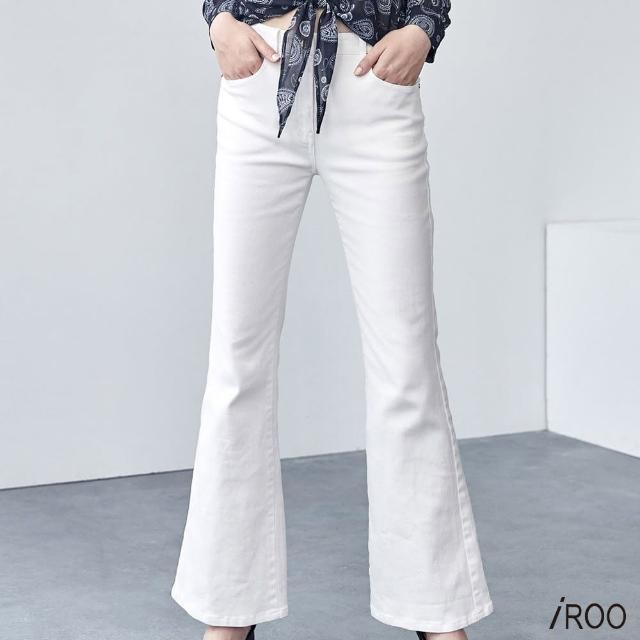 【iROO】小喇叭 牛仔褲