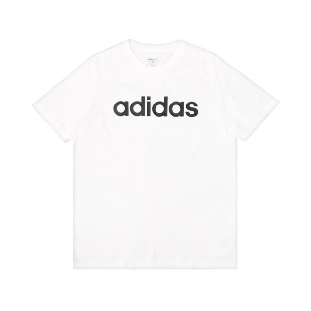 【adidas 愛迪達】圓領T恤 短袖 M CE LOGO TEE 男-H14240