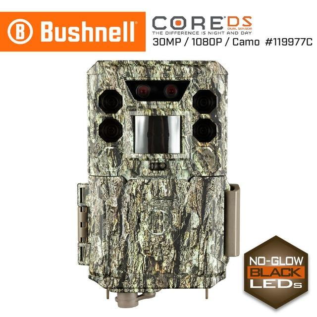 【Bushnell】Core DS 3000萬畫素 極速高畫質雙感應器紅外線自動相機 無光型 119977C(公司貨)