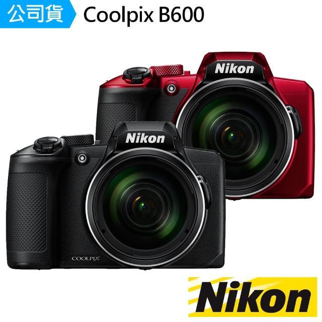 【Nikon 尼康】Coolpix B600 60倍變焦數位相機--公司貨