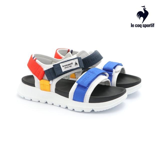 【LE COQ SPORTIF 公雞】涼鞋 休閒鞋 男/女鞋-經典-LKN7321000