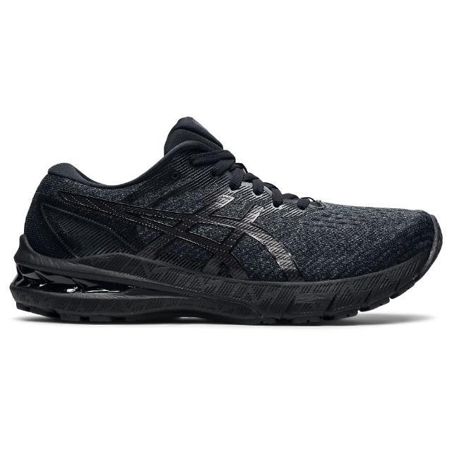 【asics 亞瑟士】運動鞋 GT2000 10 D 女鞋 慢跑 跑鞋(1012B044-001)