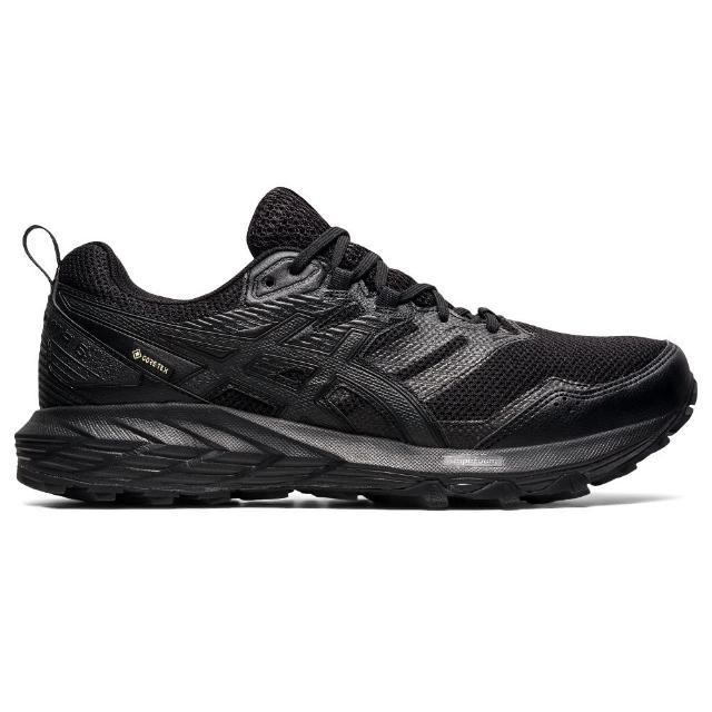 【asics 亞瑟士】運動鞋 GEL-SONOMA 6 G-TX 男鞋 慢跑 跑鞋(1011B048-002)